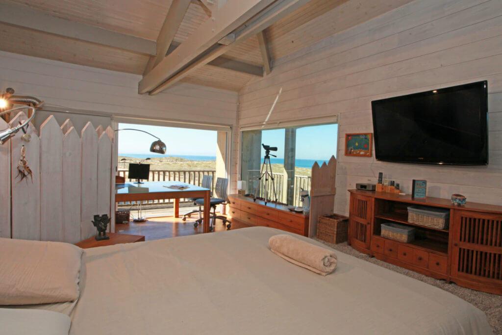 Suite parentale vue mer - Location Villa de Vacances en Bord de Mer à Seignosse Hossegor Landes