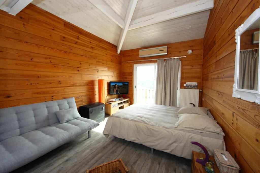 chambre 3b - Location Villa de Vacances en Bord de Mer à Seignosse Hossegor Landes