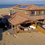 Vue Mer - Villa de Vacances en Bord de Mer à louer à Seignosse Hossegor dans les Landes