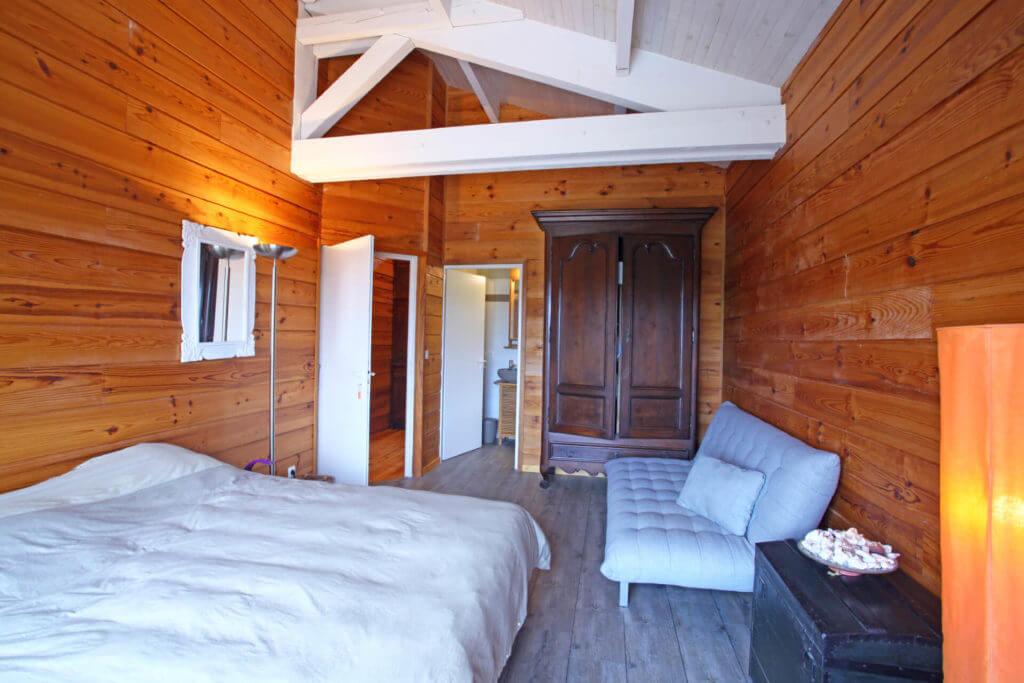 chambre 3a - Location Villa de Vacances en Bord de Mer à Seignosse Hossegor Landes
