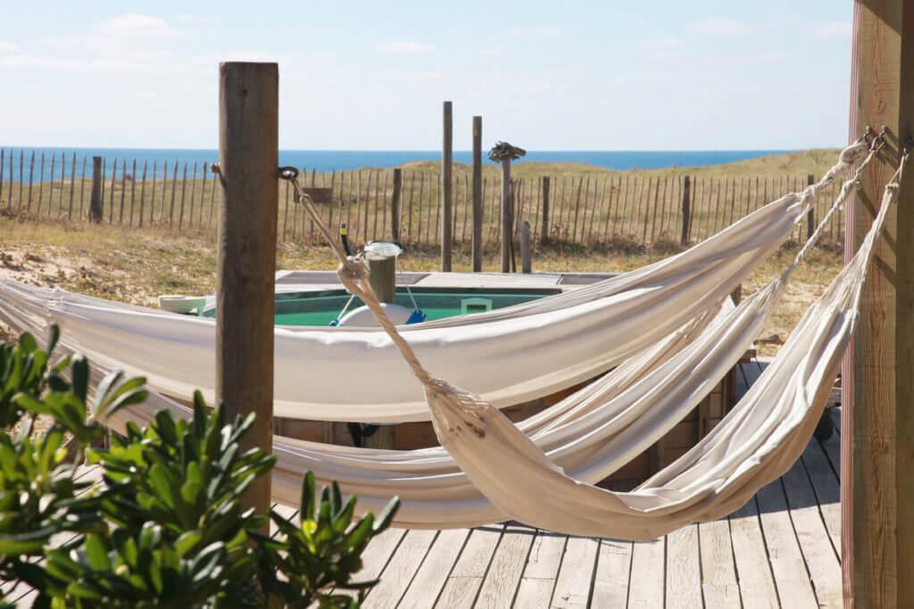 piscine 1g - Location Villa de Vacances en Bord de Mer à Seignosse Hossegor Landes