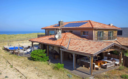 Hossegor Luxury Villa to rent on the beach, Landes