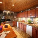 Cuisine ouverte - Location Villa de Vacances en Bord de Mer à Seignosse Hossegor Landes