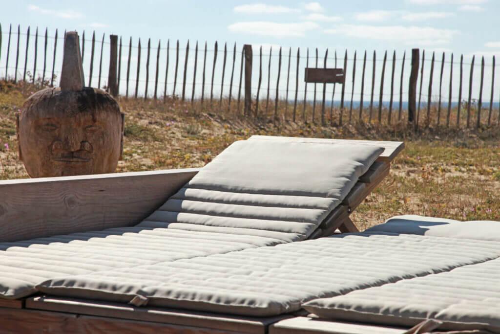 piscine 1b - Location Villa de Vacances en Bord de Mer à Seignosse Hossegor Landes