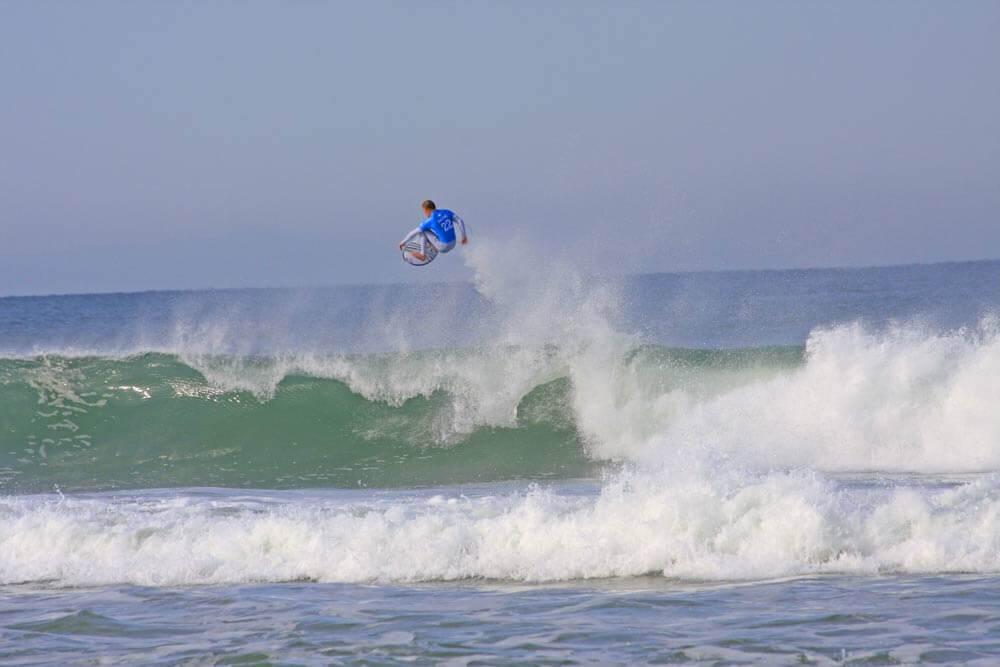 Le surf et le quicksilver pro - Quoi faire ou voir à Seignosse Hossegor ?